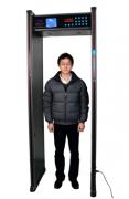 测温型通过式金属安检门(可联网)